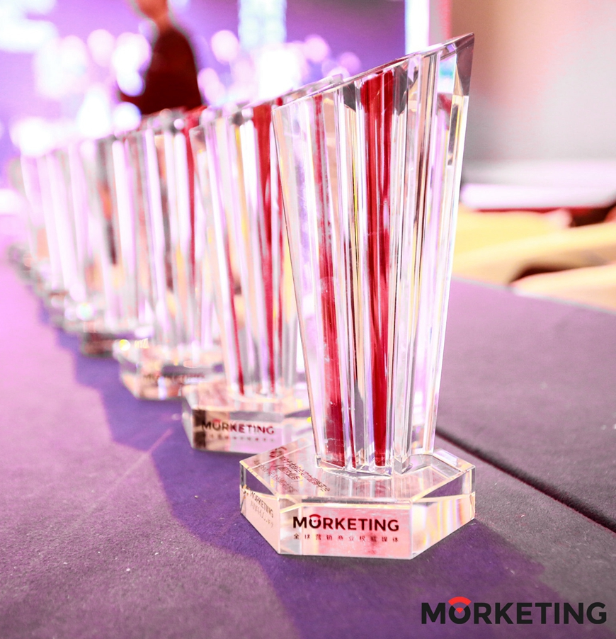 Westwin Crowned two Awards at Morketing Awards 2019